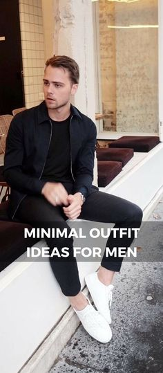 6 Minimal Outfit Ideas To Help You Look Sharp In Basics – LIFESTYLE BY PS
