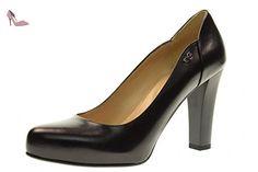 NERO GIARDINI femme dcollet talons P717351DE / 100 taille 38 BLACK - Chaussures nero giardini (*Partner-Link)