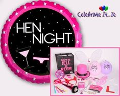 Where To Get Hen Night Party Accessories & Fancy Dress Costumes In Ireland. Hen Party Decorations, Hen Party Accessories, Hens Night, Fancy Dress, Party Supplies, Costumes, Ireland, Blog, Costume