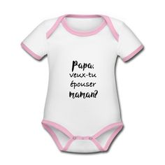 Body, Onesies, T Shirt, Clothes, Design, Fashion, Organic Baby, I Want You, Sleeve