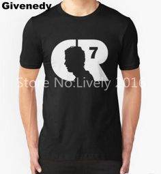 2d3c27a12 Cristiano Ronaldo CR7 T Shirt Cotton short sleeves tee shirts Price  22.13   amp  FREE