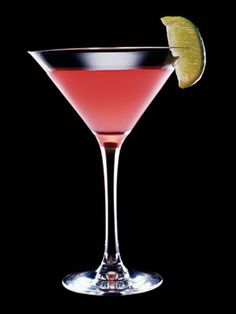 Wild Cosmo  2 parts Absolut Wild Tea  1 1/2 parts cranberry juice  1/2 part orange liqueur