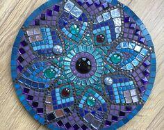 Panel mosaico Mandala