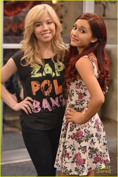 JENNETTE MCCURDY  SAM AND CAT  | of sam cat brit brats 02 | Jennette McCurdy & Ariana Grande: New 'Sam ...