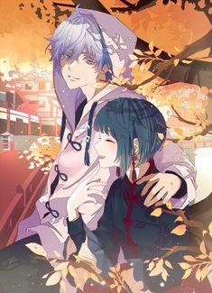 Yun Yun, Korean Anime, T Art, Albedo, Anime Screenshots, Pretty Art, Anime Style, Anime Couples, Game Art