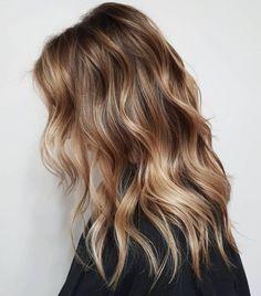 Bronde Balayage, Bronde Hair, Brown Hair Balayage, Balayage Brunette, Hair Color Balayage, Brunette Hair, Hair Highlights, Blonde Hair Looks, Up Girl