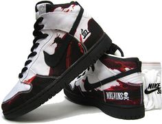 Nike Dunk High Pro SB - Melvins White Edition (white / black)