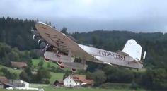 Red Rocket Hobbies: 99 Pound, 7 Engine RC Airplane