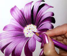 How to Draw Flowers by Jasmina Susak