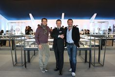 with Aurel Bacs and Frédéric Legendre #phillipsauction #onlywatch #genevawatchauction #LaReserveGeneve