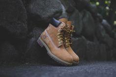 "Timberland 6"" Construct Boot - Wheat"