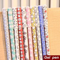 Cheap Gel Pens, Buy Directly from China Suppliers:             10 pcs/set Color Gel pen Kawaii Stationery korean flower Canetas escolar papelaria zakka Office m