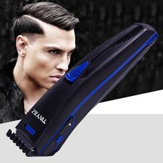 TINY Waterproof Washable Rechargeable Electric Men Hair Trimmer  Barber Hair Cutting machine Hair Clipper Hair Shaving Tool