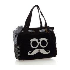 sac lollipops moustaches
