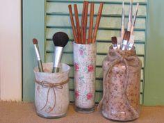 Rustic Living: Ordinary Items = DIY Treasures