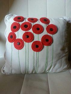 Poppyseed pillow