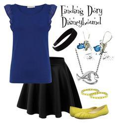 Finding Dory Disneybound