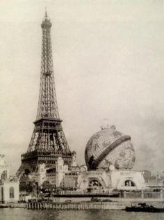 La Exposición Internationa exhibe cultura, inventos, ect. de países. En el Libro, era en Paris.