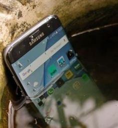 s7edg.Thevariety of mobile phones just drop water resistence no sorry http://atharit.com/the-top-few-smart-phones