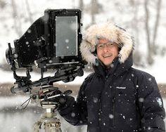 Artist Spotlight - Nobuyuki Kobayashi is a Japanese photographer who creates gorgeous platinum palladium photo prints of nature.
