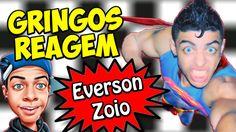 O Gringos Reagem dessa semana ta RARDICORI com o @eversonzoio! Já tá online no http://youtube.com/GringosReagem :D