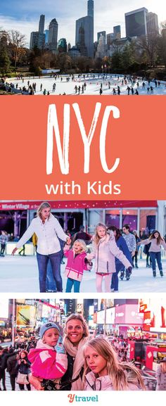 Things to do in NYC with kids - Planning a family trip to New York City? Check out these 15 activities you and your kids will love! #NYC #NewYork #FamilyTravel