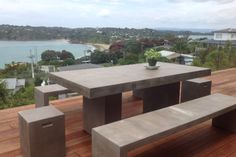 Large 4/5 bed, water views in Oneroa, Waiheke Island | Bookabach  Sleep 8, 5 bedrooms, 3 bathrooms & lots of extras - close to Cable Bay $695+ per night