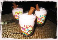 e-mama.gr | Γλυκάκια σε ποτηράκια για κέρασμα - e-mama.gr Banoffee