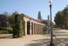 You can still visit Sant Martí's industrial past at La Farinera on Gran Via and the Parc del Clot is one of my favourite inner city parks.