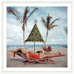 Getty Images Gallery Photography - Slim Aarons, Palm Beach Idyll | One Kings Lane