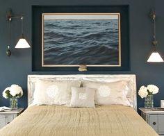 Romantic Room Decor Ideas with Coastal Beach Ambiance