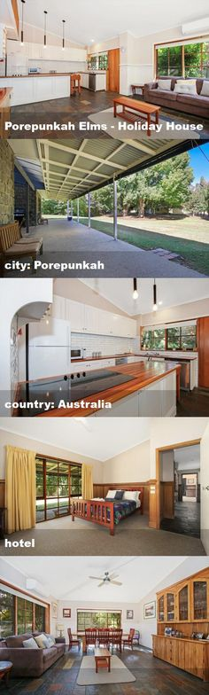 Porepunkah Elms - Holiday House, city: Porepunkah, country: Australia, hotel Australia Hotels, Tour Guide, Tours, Country, City, Outdoor Decor, Holiday, Home Decor, Vacations