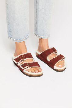 524bd513b192 Arizona Shearling Birkenstock Sandal