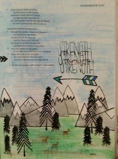 Habakkuk 3:19 Strength