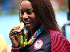 American Simone Manuel speaks out on police brutality, race after earning Olympic gold