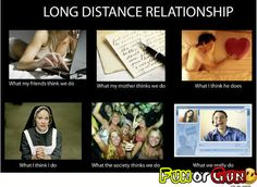 Checkout for Long Distance Relationship where Funny Pictures Makes You Feel Fresh And Stress Free - FunorGun.com