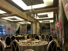 This was the nicest restaurant I went to in Nanchong, the food was amazing, and the decor was outstanding.