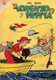 Lorenzo y Pepita