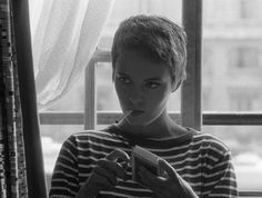 BREATHLESS (1960) Director of Photography: Raoul Coutard | Director: Jean-Luc Godard