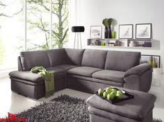 micasa wohnzimmer mit ecksofa nolte und beistelltisch alis