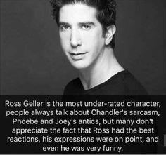 Ross Geller,my favorite1