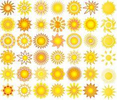 Sun элементы коллекции