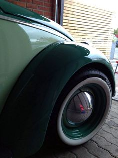 Custom Cars, Beetle, Norway, Convertible, Vw, Green, Pastel, Facebook, Color