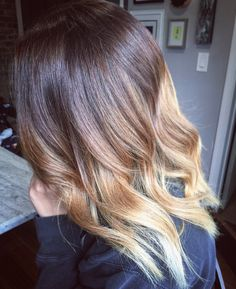 Ombre #ombre #darkhair #hair