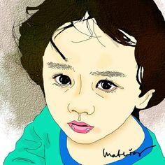 my lil nephew