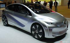 2014 Paris Motor Show: Renault Eolab Concept