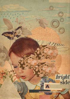 """""""Brightside"""" - A Giclée Print by Eduardo Recife"""