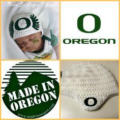 Made In Oregon Beanie. $28.00, via Etsy.