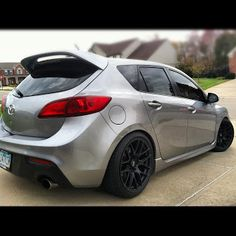 Ksport coilovers, XXR 530 18x8.75+33, stock tires 225/40r18, extended open end lugs