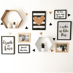 Beautiful monochrome kids room shelves and wall art! is part of Room decor - Beautiful monochrome kids room shelves and wall art! Beautiful monochrome kids room shelves and wall art!